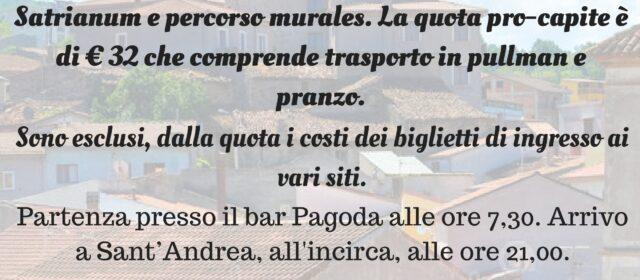 Gita a Satriano Di Lucania